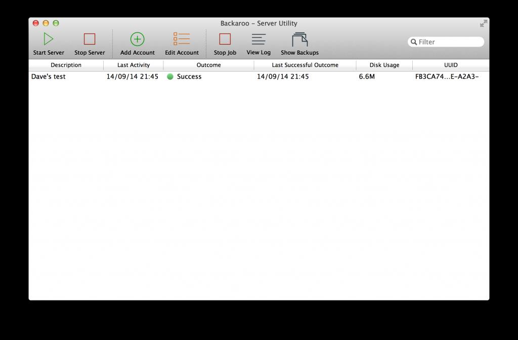 11 - server - backup complete